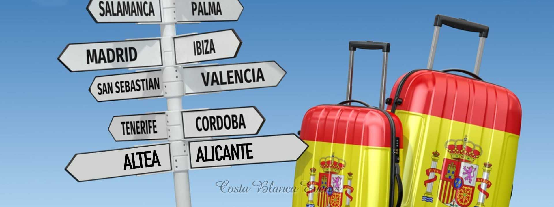 Travel and accommodations for your dream wedding in Spain