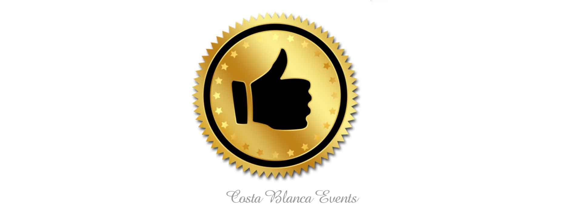 About Costa Blanca Events - the best wedding planner in Spain