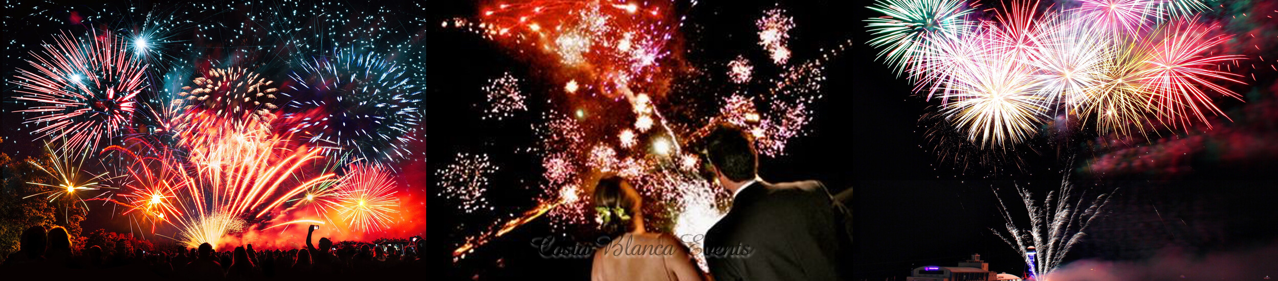Fireworks during a wedding is truly unforgettable, but Spain has special safety rules