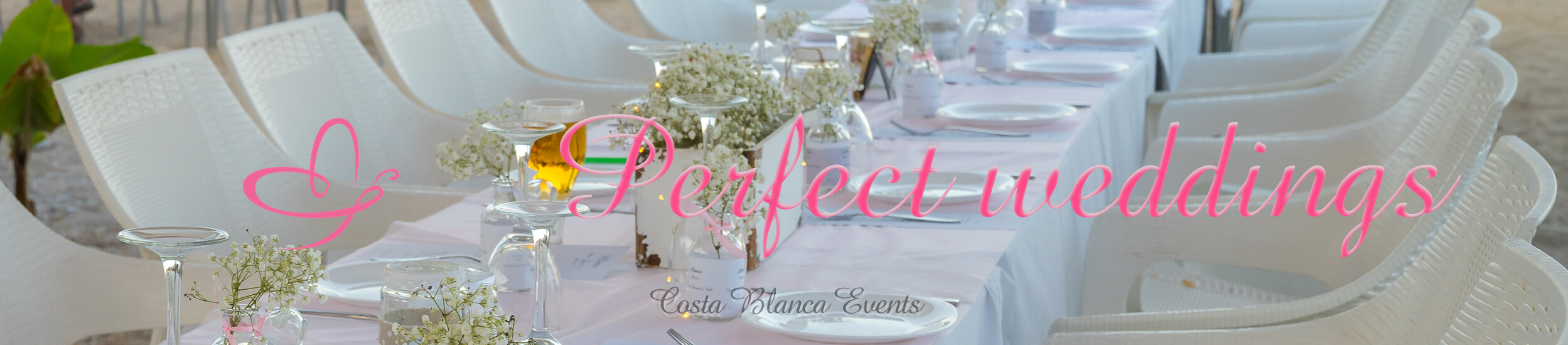 Moodbook image of a my perfect wedding in Spain arrangement