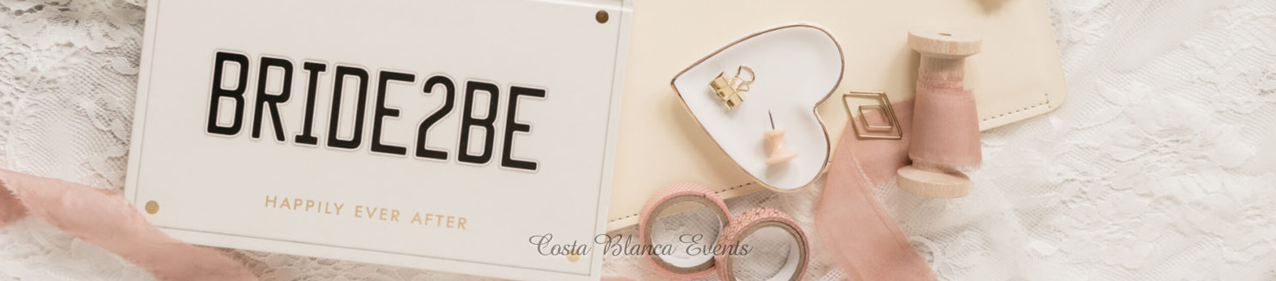 Bride decides to book her dream wedding in Spain with Costa Blanca Events